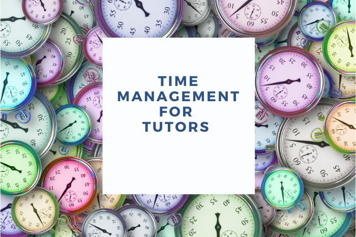 time management for tutors